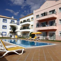 Апартаменты Alagoa Azul Apartments бассейн