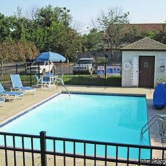 Отель Extended Stay America Columbus - East Колумбус бассейн фото 2