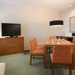 Отель SpringHill Suites Las Vegas Convention Center комната для гостей фото 2