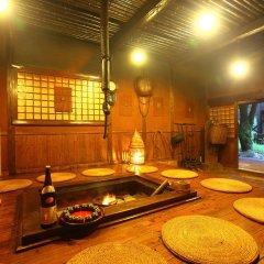 Отель Yamashinobu Минамиогуни спа