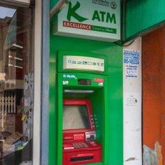 Отель The Aiyapura Bangkok банкомат