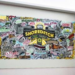 Point A Hotel London Shoreditch банкомат