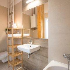 Отель Apartamenty London ванная фото 2