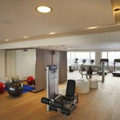 The Hotel фитнесс-зал