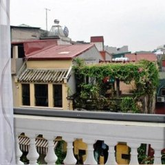 Отель Hanoi Silver Ханой балкон