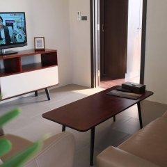 Balcony Courtyard Si Racha Hotel & Serviced Apartments удобства в номере фото 2