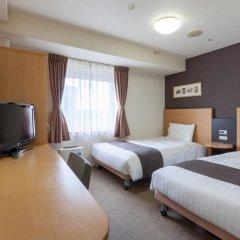 Отель Comfort Hotel Yokohama Kannai Япония, Йокогама - отзывы, цены и фото номеров - забронировать отель Comfort Hotel Yokohama Kannai онлайн комната для гостей