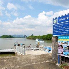 Vieng Thong Hotel Краби приотельная территория