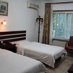 Отель Beijing Tang House Fuxue Hutong комната для гостей