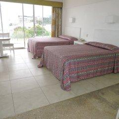 Hotel Tortuga Acapulco комната для гостей фото 4