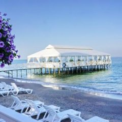 Гостиница Vele Rosse Одесса пляж