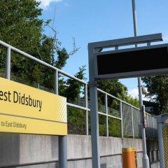 Отель Cosy Studio in Heart of West Didsbury Великобритания, Манчестер - отзывы, цены и фото номеров - забронировать отель Cosy Studio in Heart of West Didsbury онлайн городской автобус