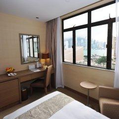 Отель The Salisbury - YMCA of Hong Kong комната для гостей фото 3