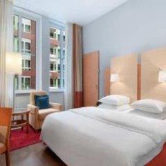 Отель Hilton Cologne 4* Стандартный номер разные типы кроватей фото 25