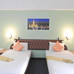 Ratchada City Hotel комната для гостей