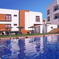 Отель Andalussia Испания, Кониль-де-ла-Фронтера - отзывы, цены и фото номеров - забронировать отель Andalussia онлайн бассейн фото 2