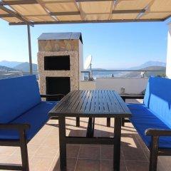 Villa Emir Турция, Калкан - отзывы, цены и фото номеров - забронировать отель Villa Emir онлайн балкон