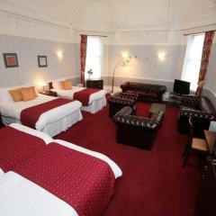 Отель Embassy Apartments Великобритания, Глазго - отзывы, цены и фото номеров - забронировать отель Embassy Apartments онлайн комната для гостей фото 5