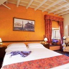 Отель Pantheon Inn Италия, Рим - 1 отзыв об отеле, цены и фото номеров - забронировать отель Pantheon Inn онлайн комната для гостей фото 5