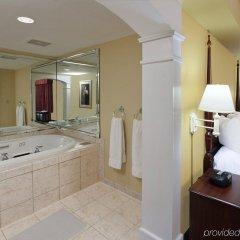Отель Hampton Inn Jasper ванная