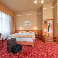 Отель Pawlik Чехия, Франтишкови-Лазне - отзывы, цены и фото номеров - забронировать отель Pawlik онлайн комната для гостей фото 3