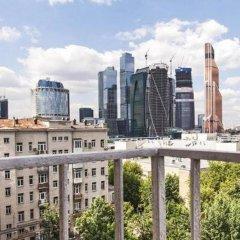 Хостел Кутузов на Кутузовском Проспекте балкон