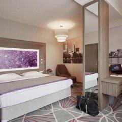 Гостиница TENET 3* Стандартный номер с различными типами кроватей фото 7