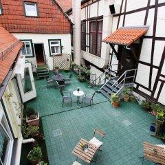 Hotel Deutsches Haus Нортейм фитнесс-зал