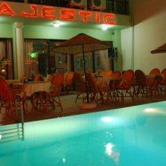 Majestic Hotel Турция, Алтинкум - отзывы, цены и фото номеров - забронировать отель Majestic Hotel онлайн бассейн фото 2