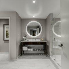 Отель Hilton Columbus at Easton США, Колумбус - отзывы, цены и фото номеров - забронировать отель Hilton Columbus at Easton онлайн ванная