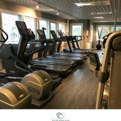 Clarion Collection Hotel Grand Bodo фитнесс-зал фото 4