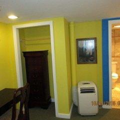 Отель Asante Sana Inn США, Вашингтон - отзывы, цены и фото номеров - забронировать отель Asante Sana Inn онлайн удобства в номере