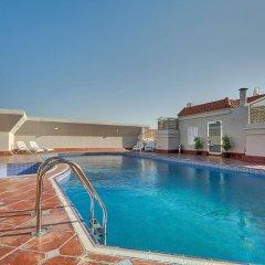 Al Manar Grand Hotel Apartment бассейн фото 2