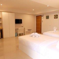 Airy Suvarnabhumi Hotel Бангкок сейф в номере