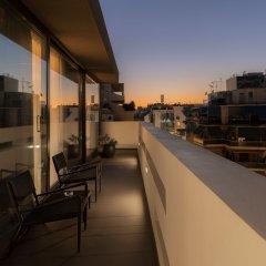 Отель Urban Stripes Греция, Афины - отзывы, цены и фото номеров - забронировать отель Urban Stripes онлайн балкон