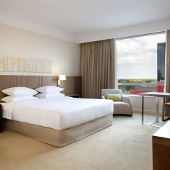 Отель Hyatt Regency Belgrade комната для гостей