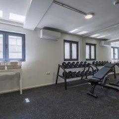 Отель Vincci Via фитнесс-зал фото 2