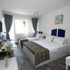 Mavi Beyaz Hotel Beach Club Силифке комната для гостей фото 3