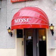 Hotel Pension Messe городской автобус