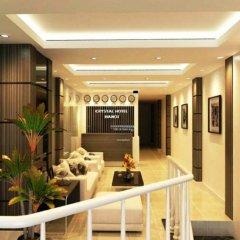 New Hanoi Hotel интерьер отеля фото 3