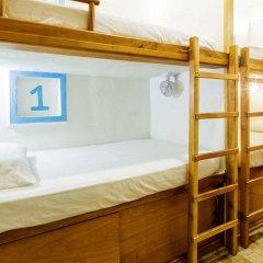 Отель Hostel Cancun Natura Мексика, Канкун - отзывы, цены и фото номеров - забронировать отель Hostel Cancun Natura онлайн комната для гостей фото 2
