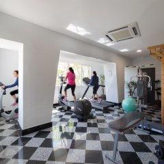 Отель Avenida Сан-Себастьян фитнесс-зал фото 4