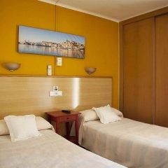 Отель Hostal Residencia Europa Punico комната для гостей