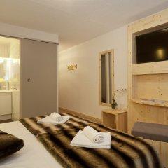 Hotel Club MMV Les Neiges комната для гостей