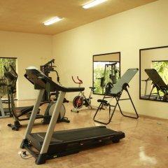 Отель Hacienda Misne фитнесс-зал