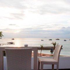 Отель Villa 7th Heaven Beach Front На Чом Тхиан балкон