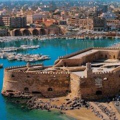 Отель Traditional Cretan Houses пляж