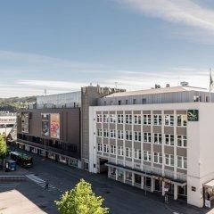 Отель Quality Hotel Residence Норвегия, Санднес - отзывы, цены и фото номеров - забронировать отель Quality Hotel Residence онлайн балкон