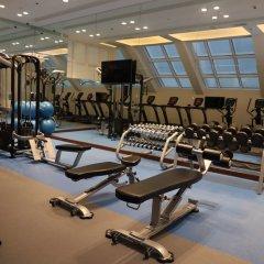 Отель Golden Tulip Al Thanyah фитнесс-зал