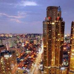 Lotte City Hotel Mapo городской автобус